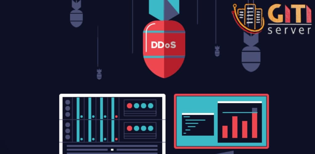 حمله DDOS و انواع متداول آن چیست؟ چگونه انجام میگیرد؟