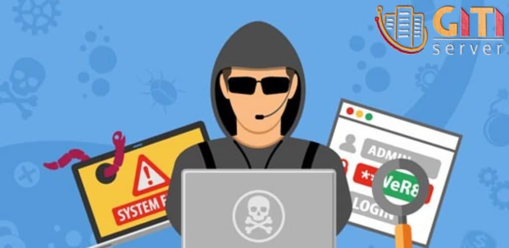 هکشدن وبسایت چه نشانههایی میتواند داشته باشد؟
