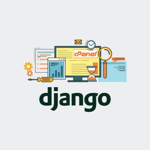 نصب Django و راهاندازی Python Django روی cPanel